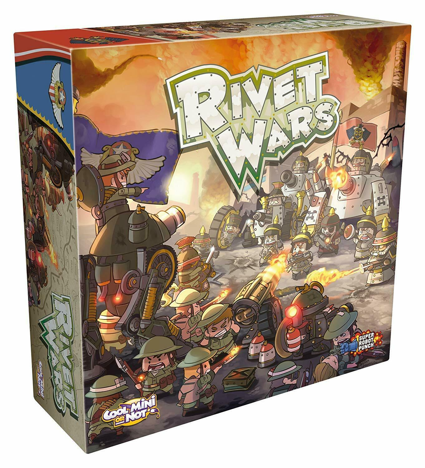 Rivet Wars  Eastern Front Game