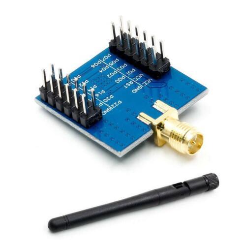 1Set CC2530 Module Board Wireless Core Port Development Board 2.4GHz.