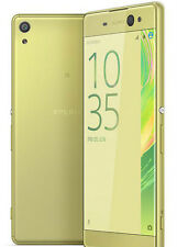 Brand New Sony Xperia XA Ultra Duos Dual SIM (Lime Gold) 16GB 4G LTE