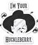 Movie Tombstone Doc Holliday I/'m Your Huckleberry 3 inch Vinyl Sticker Laptop