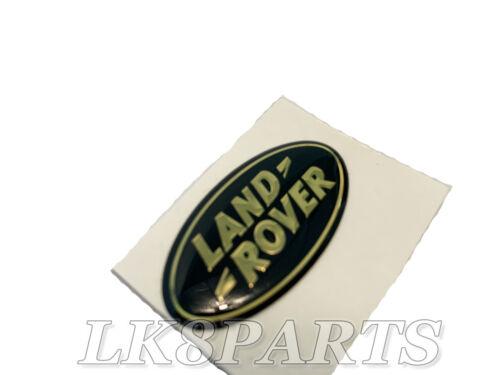 Land Range Rover Discovery 2 Freelander Steering Wheel Emblem Green Oval Badge