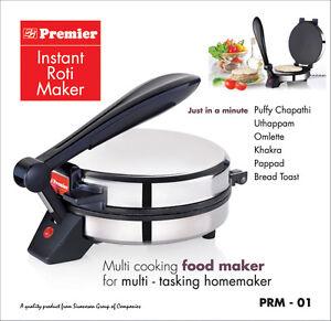 Premier Electric Roti Maker Non-Stick Coated