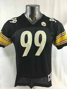 ed4ccf6b2 Image is loading LEVON-KIRKLAND-PITTSBURGH-STEELERS-VINTAGE-CHAMPION-JERSEY -YOUTH-