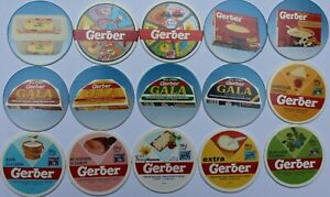 THE GERBER COLLECTION complete set of (1-15)
