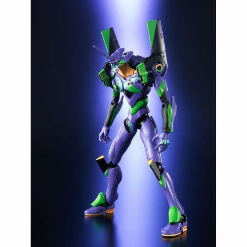 Soul Of Chogokin  XS-03 Spec EVA-01 Reconstrucción de Evangelion Ver. figura De Acción