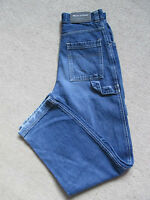 Marc O'Polo Jeans Hose Worker blau 152 Used look TOP
