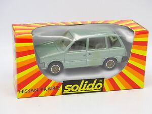 Solido-1-43-Nissan-Prairie-Verte