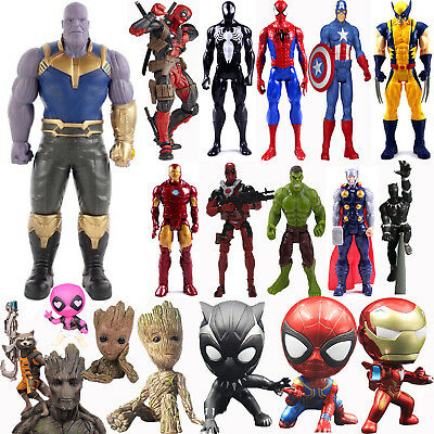 Marvel Avengers Infinity War Thanos Actionfigur Figuren Spielzeug Sammlung 33cm