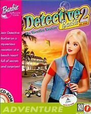 Detective Barbie 2: The Vacation Mystery (PC, 1999) - European Version
