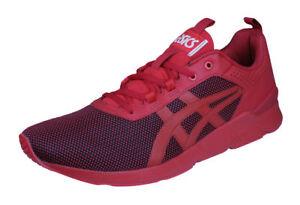 Runner Lyte sport de de Rouge 6 5 course Chaussures Asics Baskets Tailles Gel 10 qfwnExZa5g
