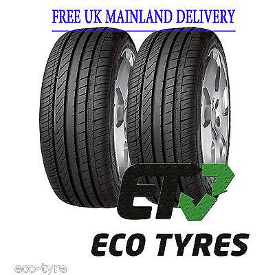2x Tyres 235 45 R18 98W XL Superia / GoForm ECOPlus SUV C B 69dB