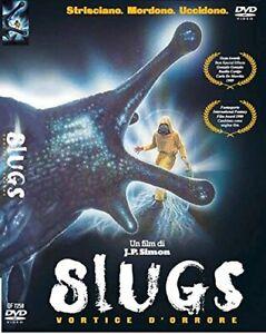Slugs-Vortice-D-039-Orrore-DVD-Quadrifoglio-Nuovo