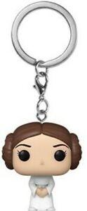 FUNKO POP! KEYCHAINS: Star Wars Classics - Princess Leia [New Toy] Keychain, V