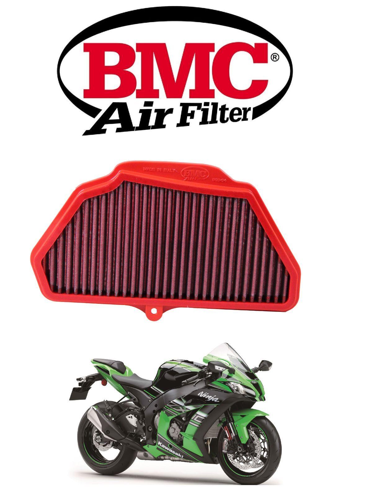 FM988//04 BMC FILTRO ARIA RACE SPORTIVO AIR FILTER PER  KAWASAKI Z900 Z 900 2017