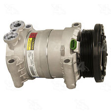 4 Seasons 58931 New GM HT6 Compressor w/ Clutch