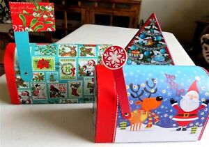 image is loading lot of 3 decorative christmas boxes home decor