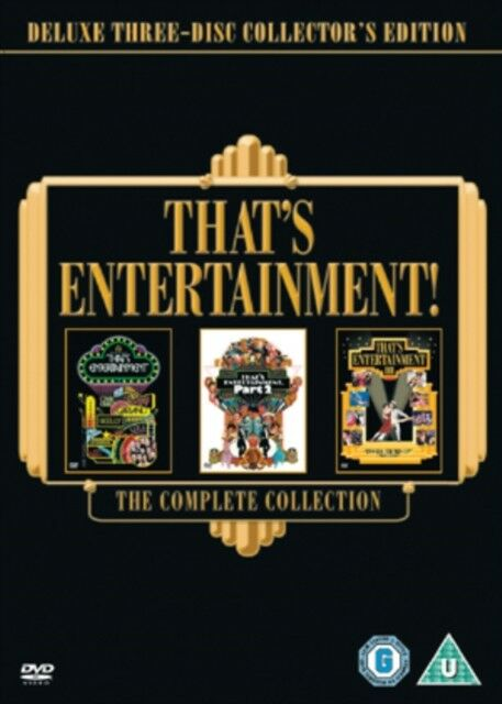 Nuovo That's Entertainment - The Complete Collection DVD