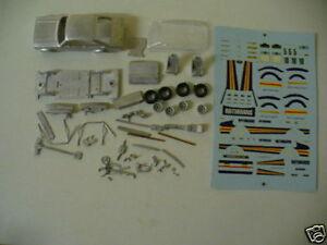 FORD-Escort-Mk2-ROTHMANS-AUTO-RALLY-1-Scala-in-scala-1-43-whitemetal-KIT-K-amp-R-Replicas