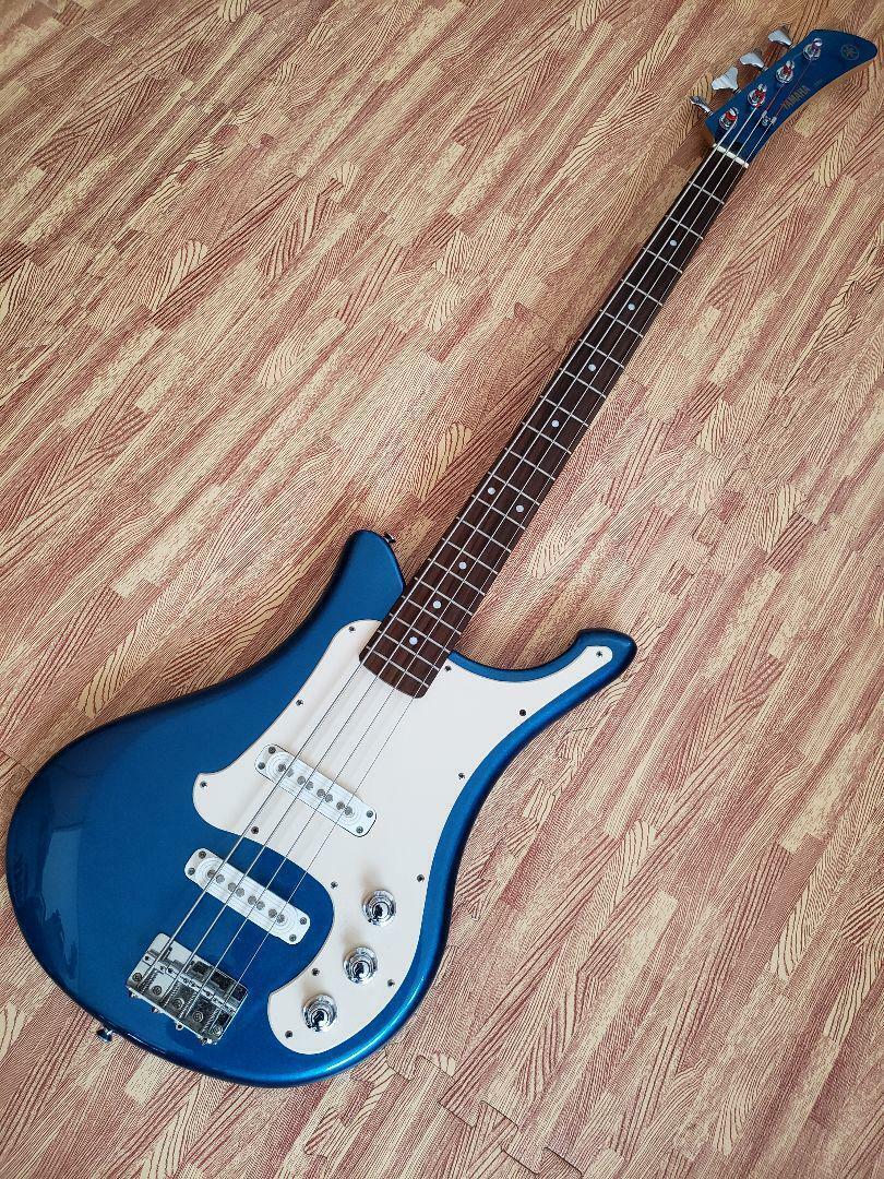 YAMAHA SBV500 base Blau electric guitar Japan beautiful vintage popular F   S