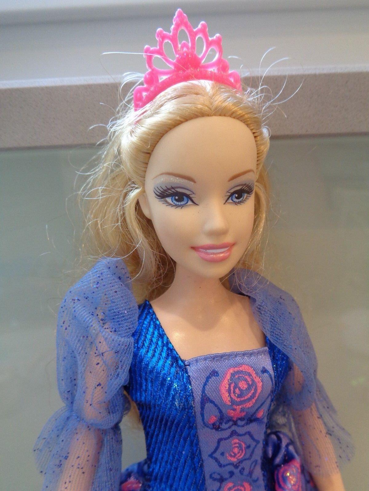 Barbie -Prinzessinen-Familie mit mit mit Katze - Sammlung - Rarität 098d3f