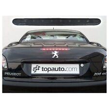 AuCo LED 3. Bremsleuchte passend für Peugeot 206 CC 206CC Schwarz Dunkel