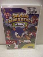 Wii Sega Superstars Tennis Factory Sealed