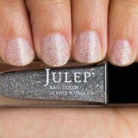 NEW! Julep nail polish JOELLE ~ Full coverage smoky holographic glitter