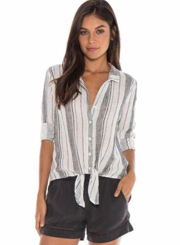 Manica Cloth Cravatta T Nuovo Bottoni Stone shirt Lunga Szm Con Avanti wBzSztdq
