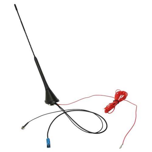 DAB Autoradio DAB Antenne Dachantenne für Digital Radio Empfang mit SMA