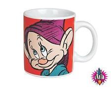 UFFICIALE Disney SEVEN DWARFS DOPEY THE TAZZA COFFEE CUP NEW IN SCATOLA REGALO