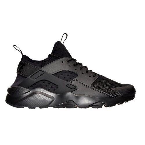 Men's Nike Air Huarache Run Ultra Running Shoes Black Many Sizes