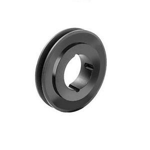 Choose Size SPA A Section V Vee Belt Motor Pulley 4 Groove Taper Lock Bush