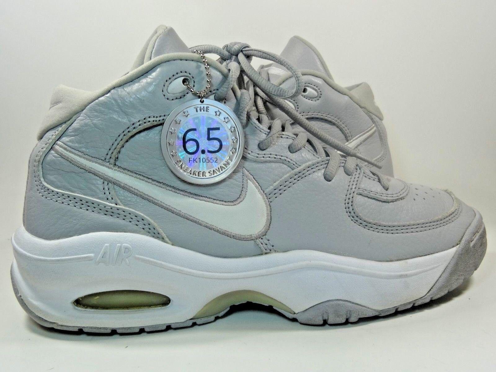 1998 - nike air force lite sz 10 tss 6.5 10 co.jp af1 1 e uno grigio e bianco vintage   prendere in considerazione    Uomo/Donne Scarpa
