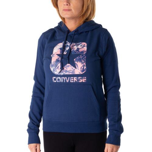 Converse Graphic Boxstar Hoodie Damen Kapuzenpullover 34338