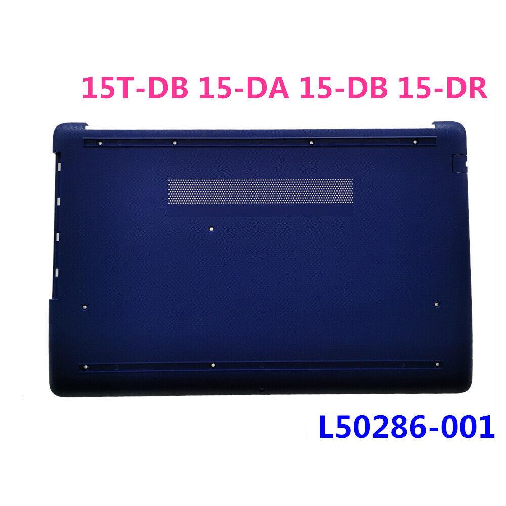 FOR HP 15T-DB 15-DA 15-DB 15-DR D Case Blue Bottom Case L50286-001