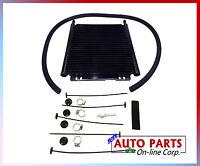 Universal Oil Cooler Kit American Motors Audi Bmw Chrysler Hyundai International