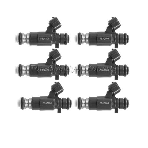 6*Fuel Injectors Fit 2003 Infiniti G35 Base Coupe 2-Door FBJC100 842-12240