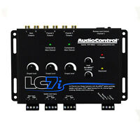 Audiocontrol Lc7i 6-channel Line Output Converter With Accubass Circuitry
