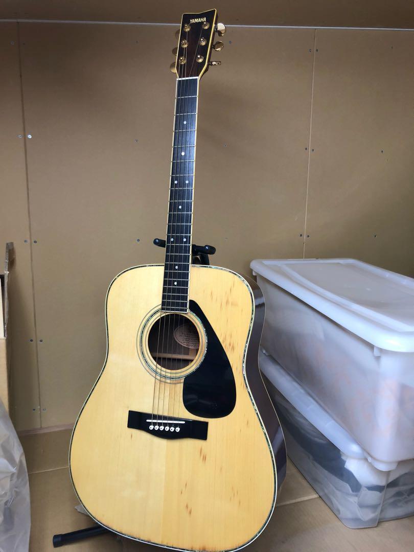YAMAHA Acoustic Guitar FG 300 D Japan antique retro popular beautiful EMS F   S