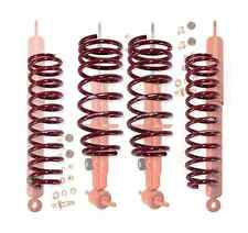 KYB AGX SHOCKS & GERMAN LOWERING SPRINGS HONDA PRELUDE 92 - 95 96 97 98 99 00 01