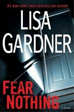 2: Fear Nothing & Touch & Go by Lisa Gardner 2013 2014 Hardcover SIGNED FIRST ED
