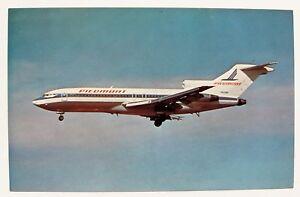 Piedmont-Airlines-Boeing-727-51-Postcard