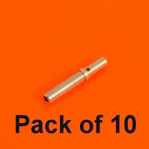 10 x Genuine Deutsch DT Series Female Socket Terminals 0462-201-16141