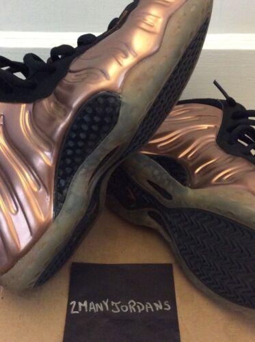 Nike Tama 7 Metallic Copper o Foamposite Black 5 Dirty One wgnqHUrxg