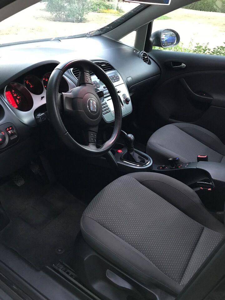Seat Altea, 2,0 TDi 140 Stylance, Diesel