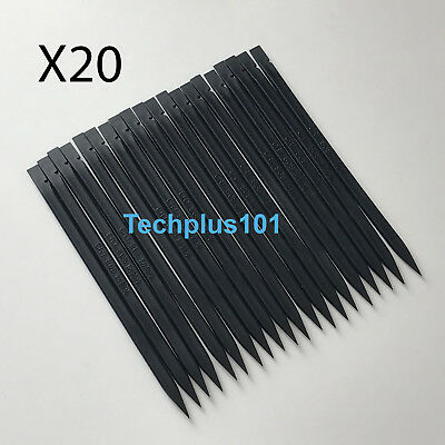 Laptops iPad 10x Nylon Plastic Spudger Black Opening Repair Tools for iPhone