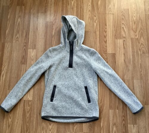 Lululemon Pullover Gray Zipper Hoodie Jacket Sweat