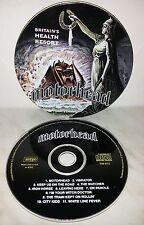 CD MOTORHEAD - BRITAIN'S HEALTH RESORT - METAL BOX