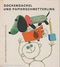 Gaal SOCKENDACKEL Kinder basteln Geschenke f. Eltern Geburtstag Tipps Bastelbuch