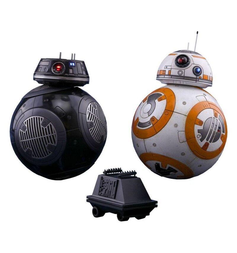 Großartig Spielzeug Star Wars VIII BB-8 &; BB-9E